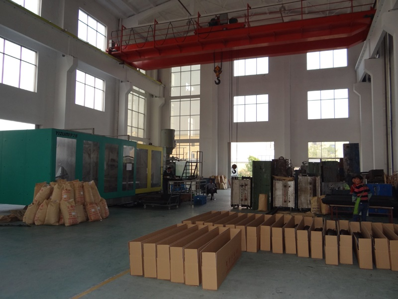 Manufacturing workshop
